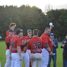 Spectaculaire toename Baseball en Softball in West-Vlaanderen – En London Capitals dit weekend in Wielsbeke