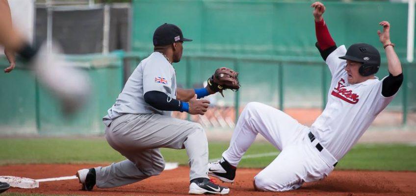 VBSL Baseball Academy spelers opgenomen in het Europese All Star Team