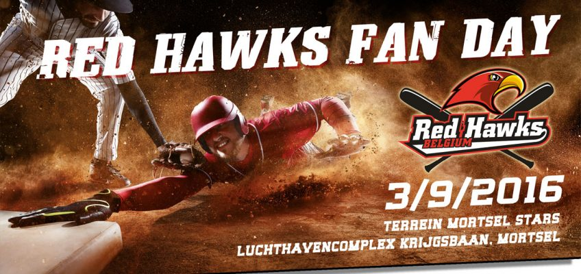 Eerste Red Hawks Fan Dag