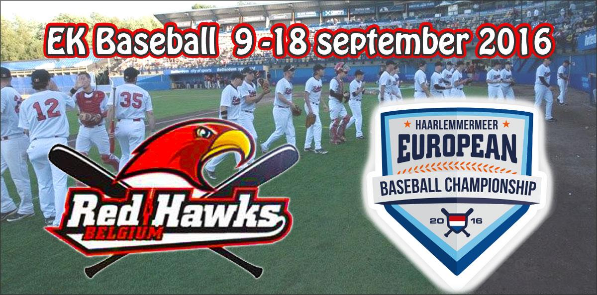 Volg de Belgium Red Hawks op het E.K. -klik op de foto voor alle info-