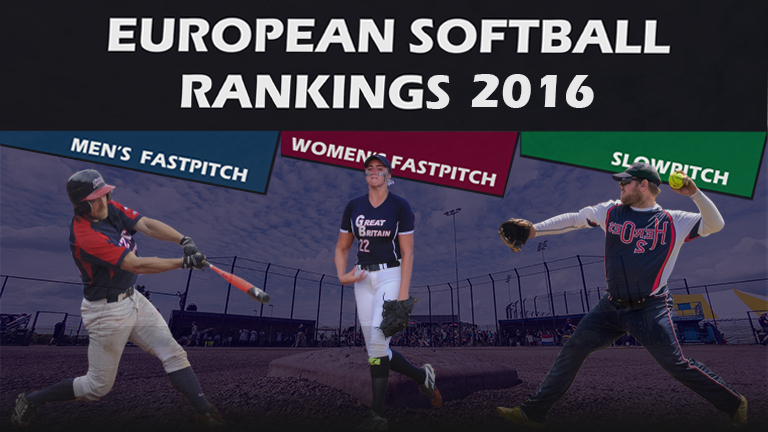 België stijgt flink in Europese Softball Rankings – Nice! (article in English)