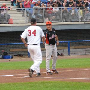 Steve Janssen is Europees Baseballcoach van het jaar