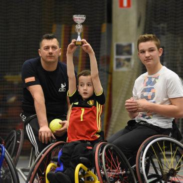 Eerste Rolstoel Softball Tornooi in Vlaanderen toonbeeld van integratie en samen sporten