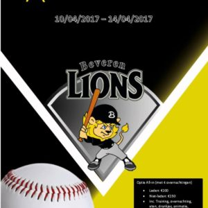 thumbnail of Flyer Paaskamp Beveren Lions