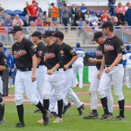 Maar liefst 5 Vlaamse Baseball Junioren in selectie van Team Europe