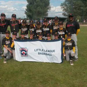 Little League Flanders West – Kutno Polen
