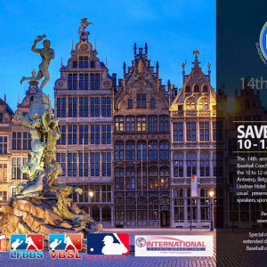 EBCA Convention Antwerp 2017 (10-12 november 2017)