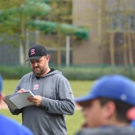 Vandaag en overmorgen selecties VBSL Baseball Academy