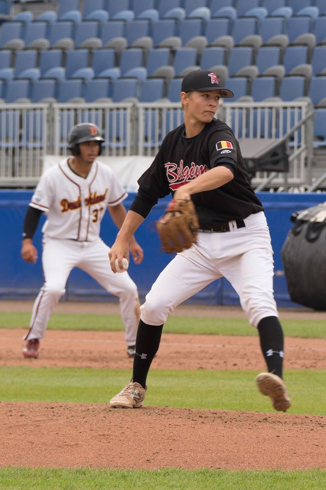 5 Vlaamse Baseballers opgenomen in MLB selecties