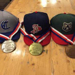 Vlaamse Heren Softball Teams behalen dit weekend Europees Goud, Zilver en Brons