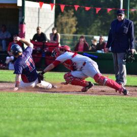 3 Vlaamse Baseball Clubs knallen top 30 binnen