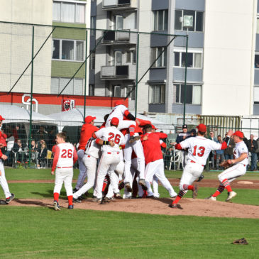 Borgerhout Squirrels veroveren baseball kampioenschap – nu zijn alle winnaars Belgian Series Baseball en Softball 2017 bekend