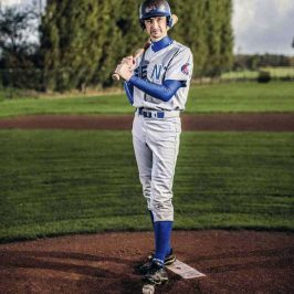 Baseball is mijn passie: Olivier de Greve in Trends Magazine