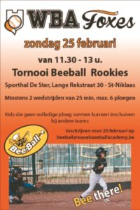 thumbnail of flyer rookies tornooi 25 febr