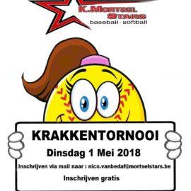 Krakkentornooi – Mortsel Stars