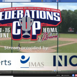 Volg Federations Cup deze week LIVE via Livestream op FB