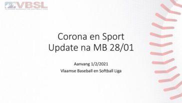 thumbnail of VBSL – Corona update 29 januari 2021