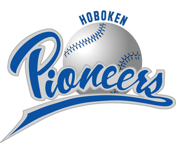 Afbeeldingsresultaat voor Hoboken Pioneers